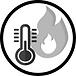 Schutz gegen Überhitzung