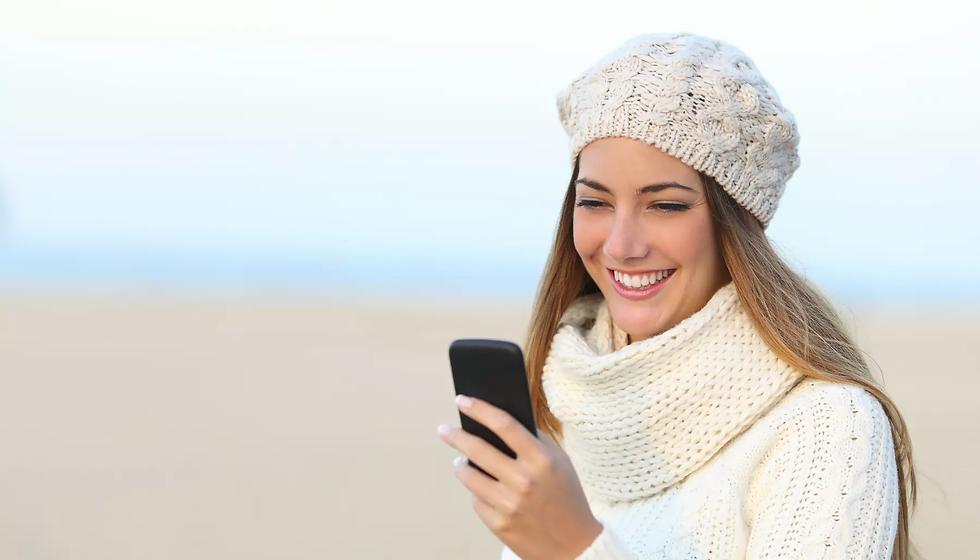 smart heated belly belt - heat control via smartphone