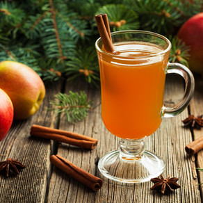 Delicious Hot Wassail Recipe