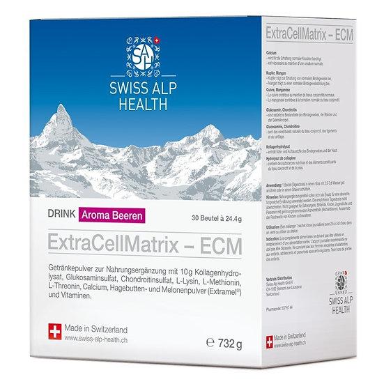 Swiss Alp Health Extra Cell Matrix 30 Beutel Beeren Aroma