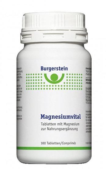 Burgerstein Magnesiumvital Tabletten 120 Stücke