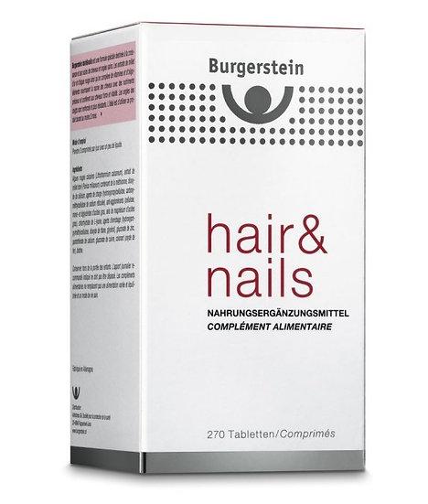 Burgerstein hair&nails 240 Stücke