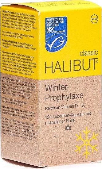 Halibut classic Kapseln 280 Stücke