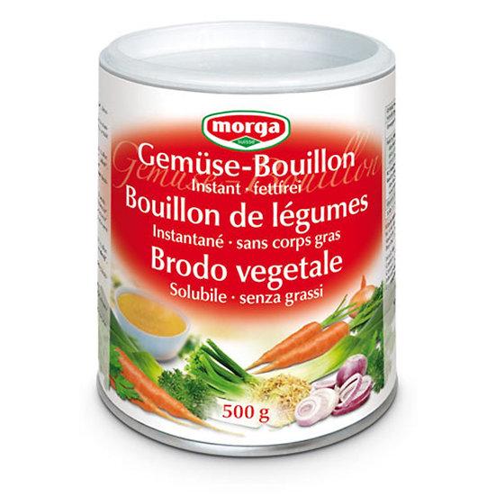 Morga Gemüse Bouillon fettfrei 500g