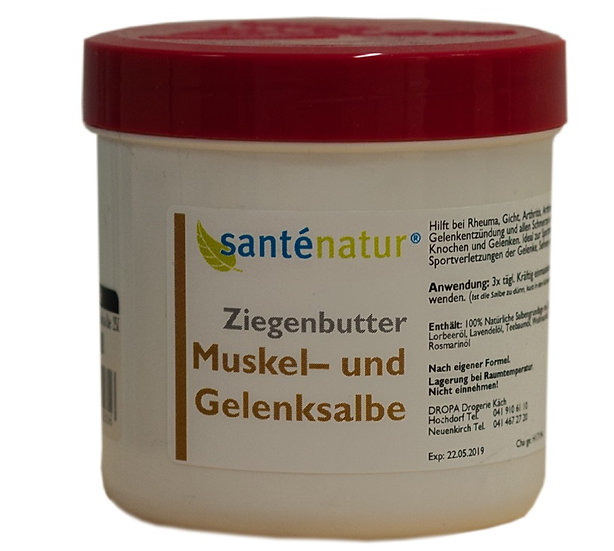 Santénatur Muskel- und Gelenksalbe 250ml