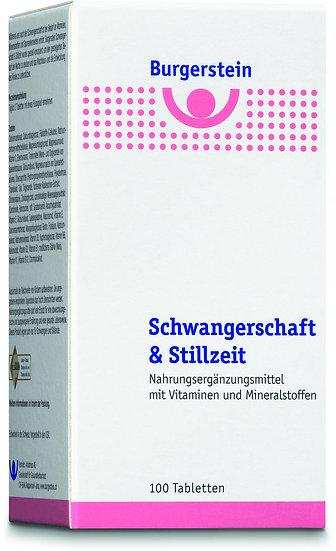Burgerstein Schwangerschaft&Stillzeit Tabletten 100 Stücke