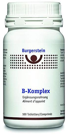 Burgerstein B-Komplex Tabletten 100 Stücke