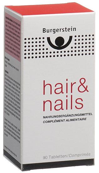 Burgerstein hair&nails Tabletten 90 Stücke