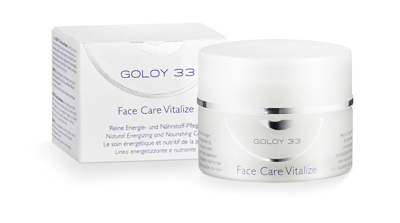 Goloy 33 Face Care Vitalize 50ml