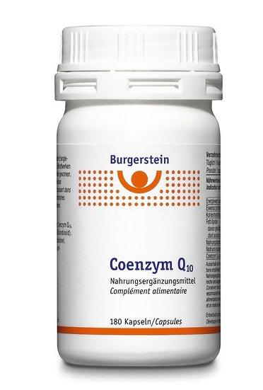 Burgerstein Coenzym Q10 Kapseln 180 Stücke