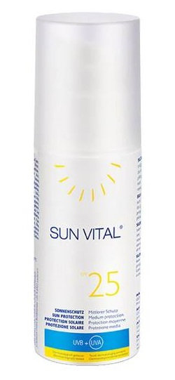 SUN VITAL Sun Protection Fl 125 ml
