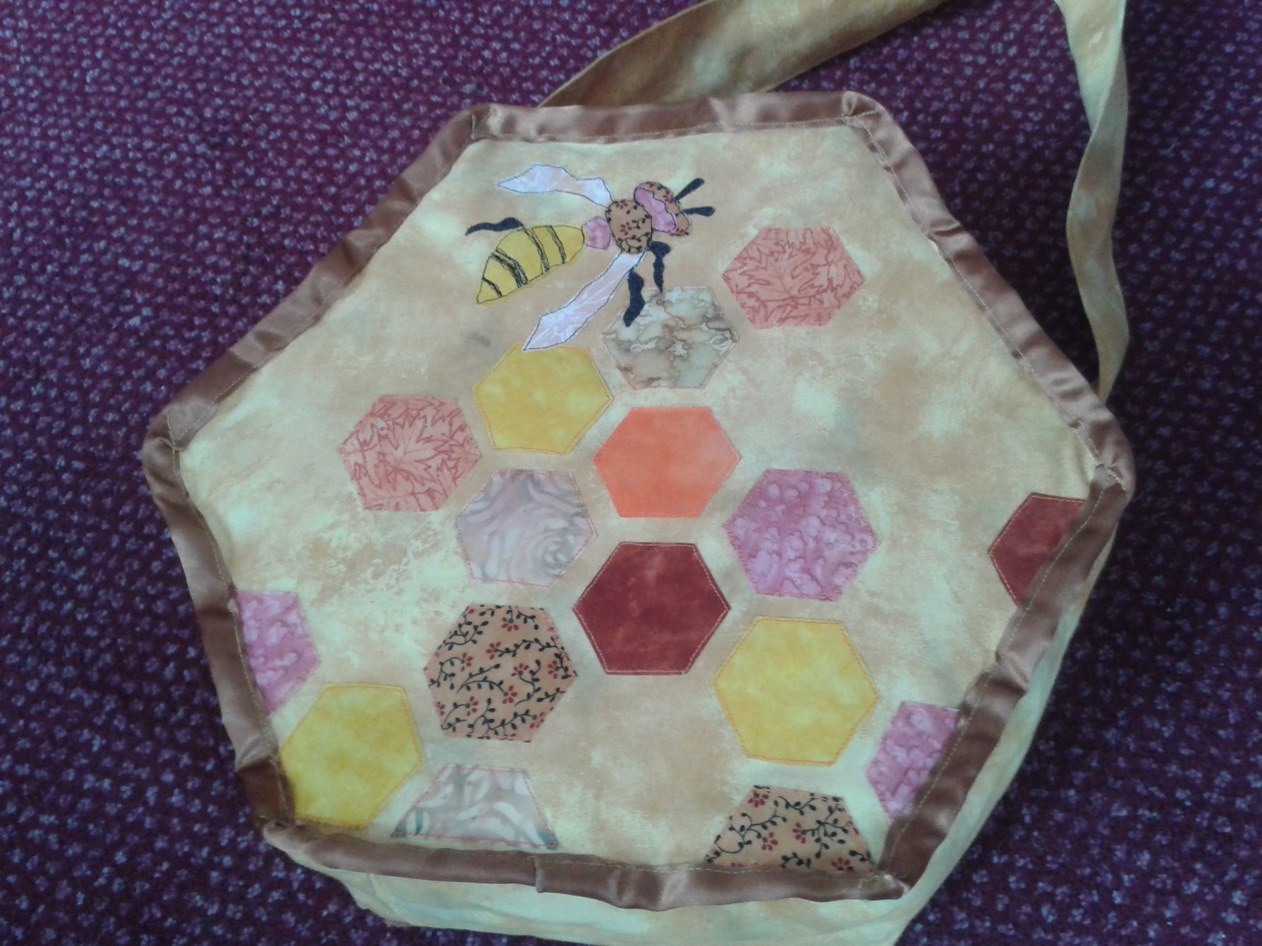 Bee Drum Bag
