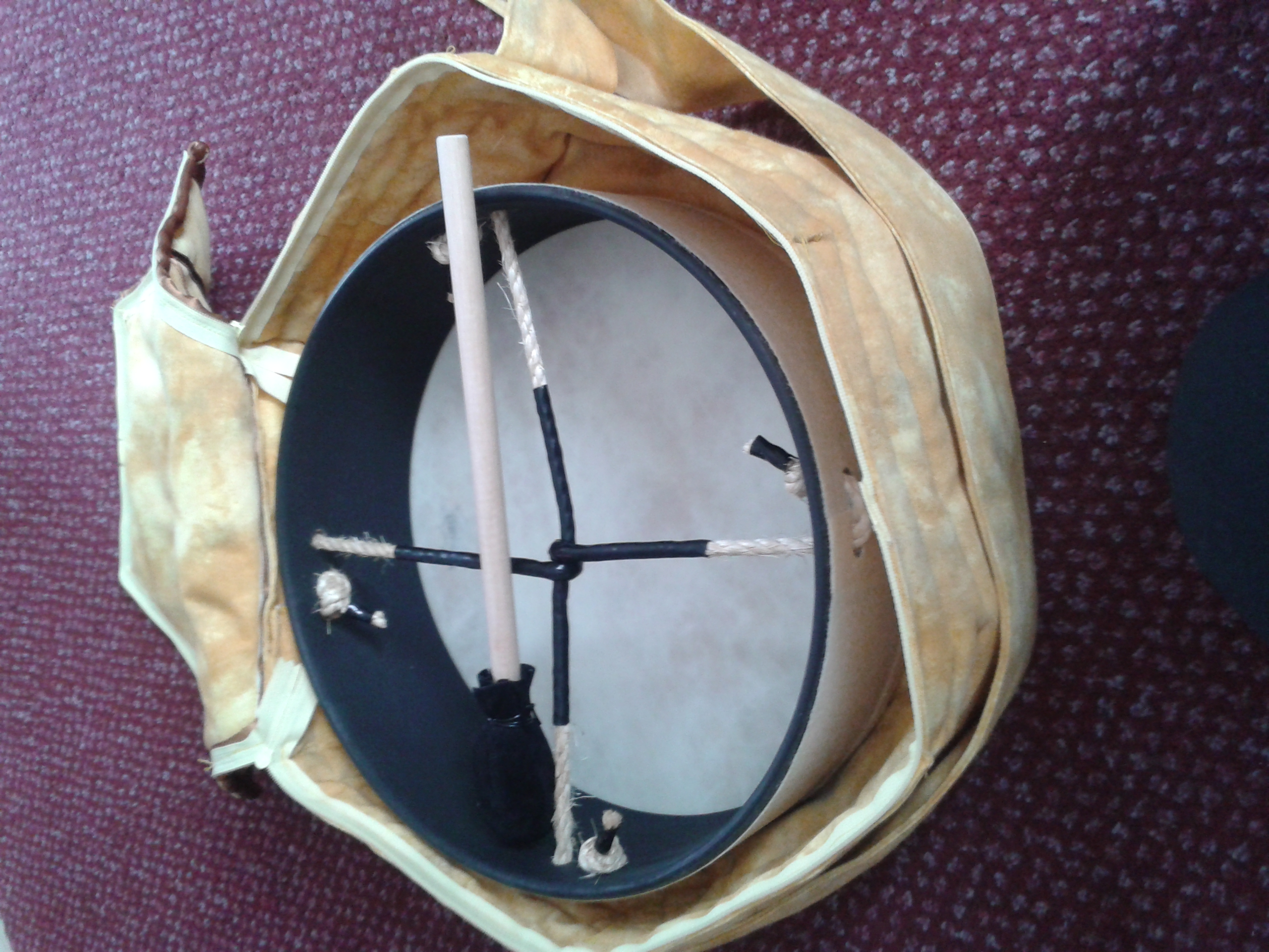 "Bag for 12"" Drum"