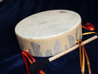 Healing Drum Share Dates