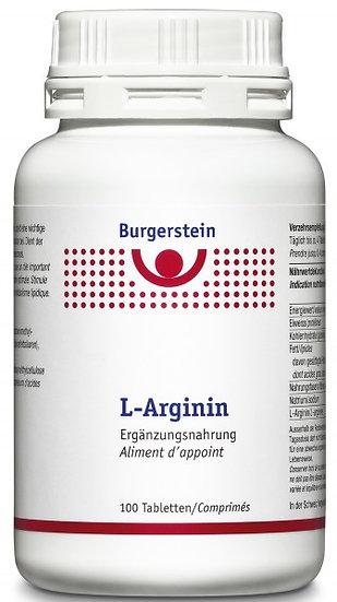 Burgerstein L-Arginin Tabletten 100 Stücke