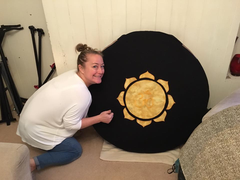 38 inch Gong Case