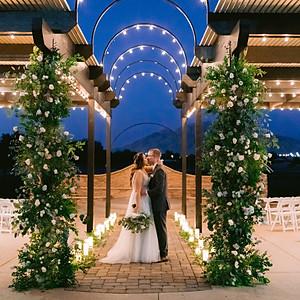 Ashton + Zachary Wedding