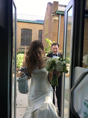 Hello to the new Mrs.!