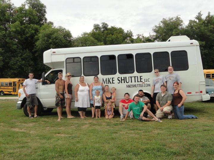 Group canoe trip!