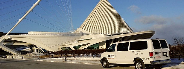 airport shuttle Milwaukee from your house