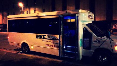 Milwaukee Shuttle Downtown