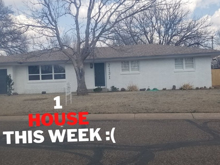 Weekly New House Video #51