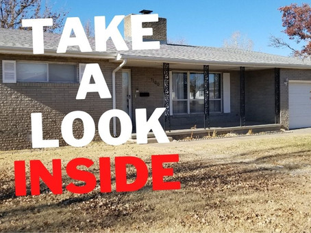 Take a Look Inside This Liberal KS Home - Ep. #47