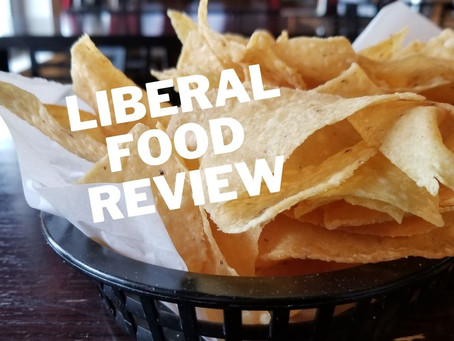 The Liberal Food Review - 1st Episode