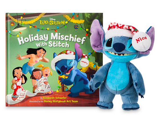 Holiday Stitch!