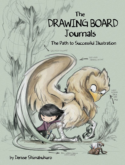 The Drawing Board Journals cover