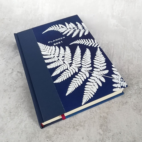 2021 Planner - A5, one day per page