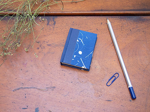 Mini Hardback Notebook/Sketchbook