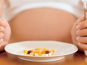 Alguns suplementos vitamínicos podem ser inúteis na gravidez