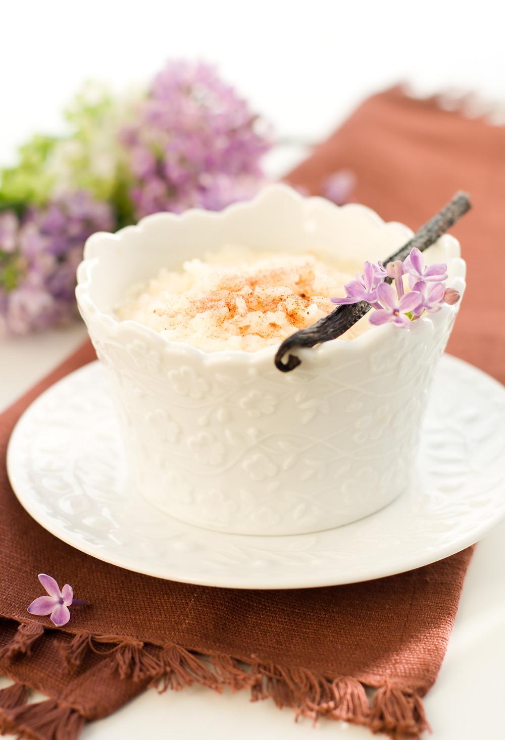 Arroz doce cremoso, perfeito para uma sobremesa. (Foto: Canstock)