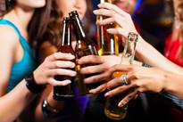 Jovens que bebem demais