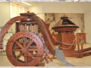 Iguatemi Esplanada recebe réplicas de principais invenções de Leonardo Da Vinci