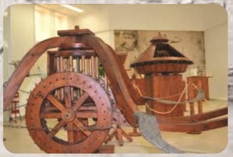 Uma pequena mostra dessas invenções estará no Iguatemi de 1 a 30 e outubro. Foto: Reprodução