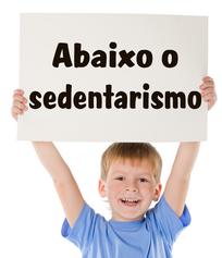 Sedentarismo infantil: crianças conectadas