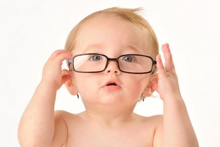 Visão: saiba quando é preciso levar o bebê a um especialista