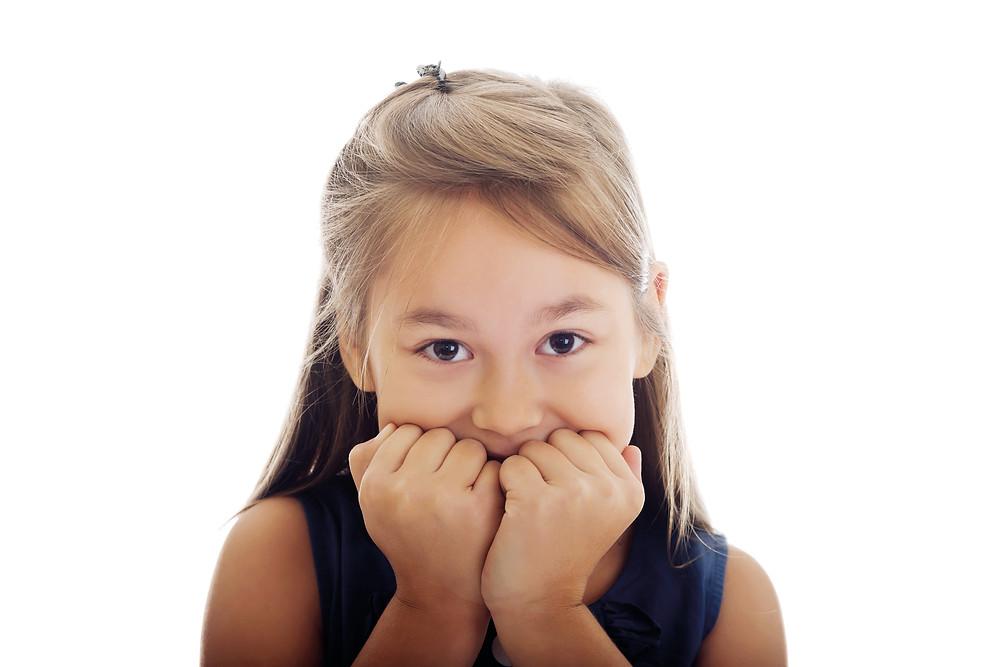 Ansiedade infantil | Canstockphoto