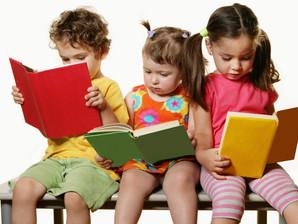 A leitura e seus recursos nas diversas fases da criança