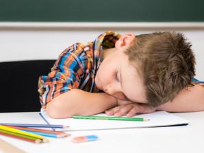 Rotina de sono deve ser mantida durante as férias das crianças
