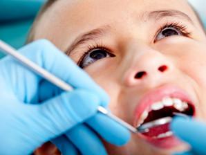 Tratamento de canal em crianças é comum
