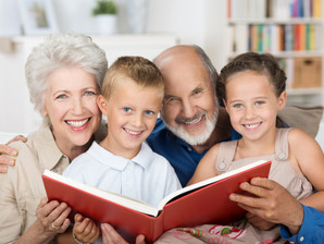 "Avós que cuidam ou que ""estragam""?"