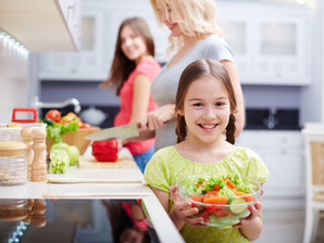 Importância de uma alimentação saudável para o desenvolvimento infantil