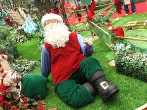 Iguatemi Esplanada dá início a sua campanha de Natal