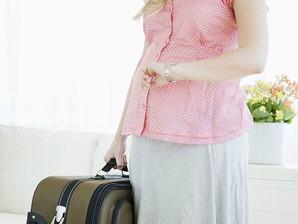 Cuidados para viajar durante a gestação