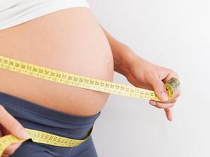 O perigo da obesidade durante a gravidez