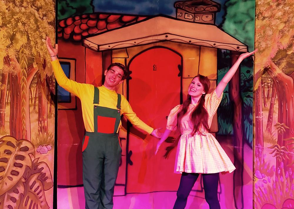 Atração faz parte do projeto Domingo é Dia de Teatro. (Foto: Divulgação)