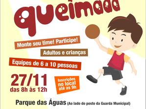 1º Festival de Queimada recebe inscrições